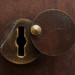Keyhole and cover by Monceau