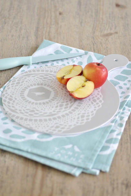 Silver Grey 'Maisy' chopping board