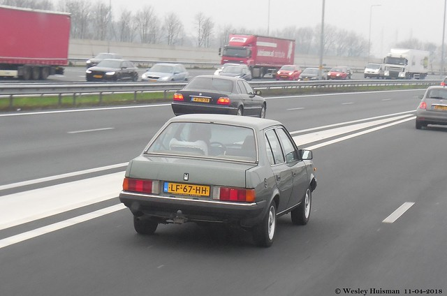 Volvo 360 GLS 12-06-1984, Nikon COOLPIX S6400