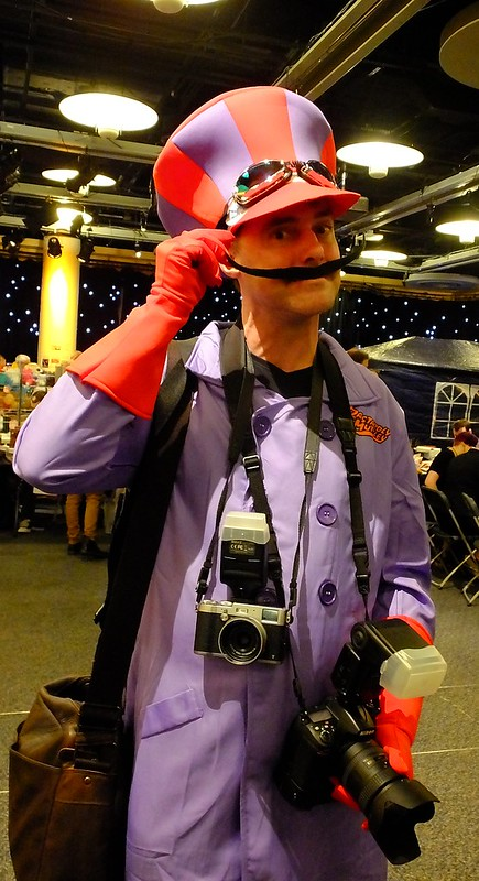 Edinburgh Comic Con 2018 011