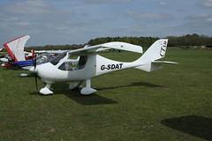 G-SDAT Flight Design CTSW (07-03-21) Popham 040514