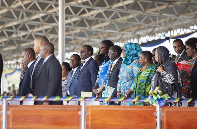 54th Union Day celebration, Tanzania
