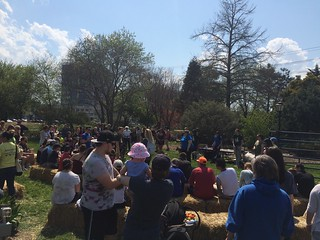 University and greater Newark community celebrate Ag Day