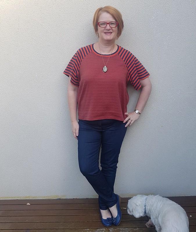 Style Arc Blakley jeans in stretch denim from M. Recht?