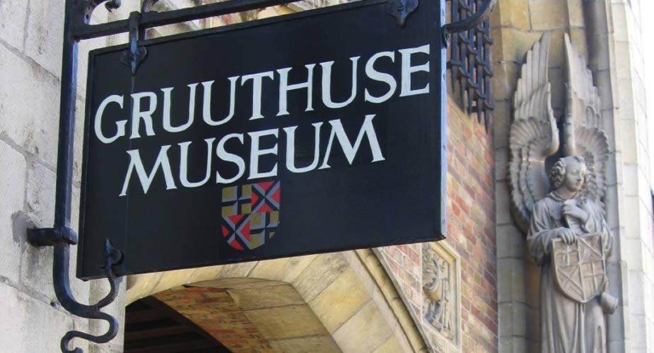 Kunst in Brugge: Gruuthusemuseum | Mooistestedentrips.nl