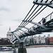 The Millennium Bridge by DuniaOsorio