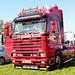 Shane Hird Scania 143H M148AAR Peterborough Truckfest 2018