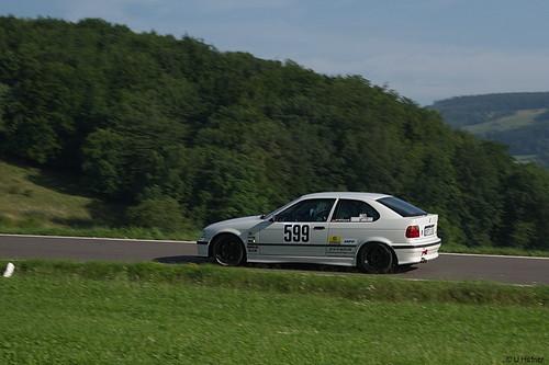 aaa- 599 BMW 318 Ti - Hauenstein Bergrennen 2017