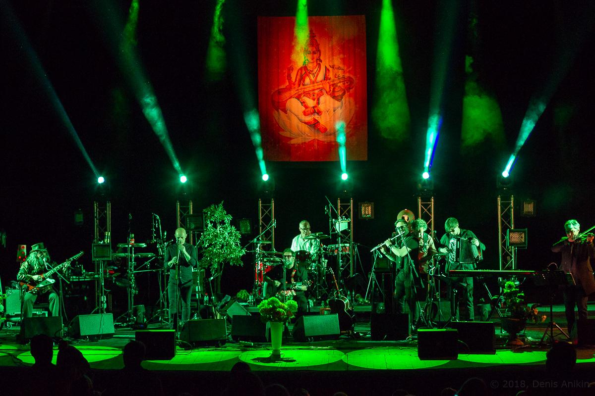 Аквариум Борис Гребенщиков БГ Саратов концерт фото 9