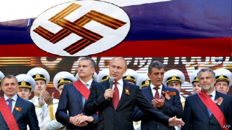 Rusii criminalului KGB-ist Putin