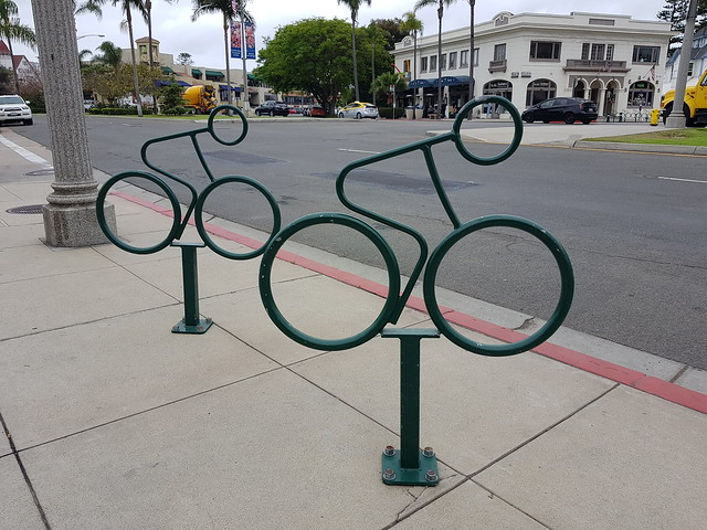 Bicycles in San Diego