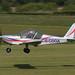 G-CDOA Aerotechnik EV-97 Teameurostar