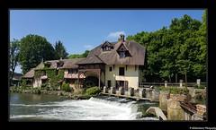 Moulin de Fourges- Eure- France - Photo of Arthies