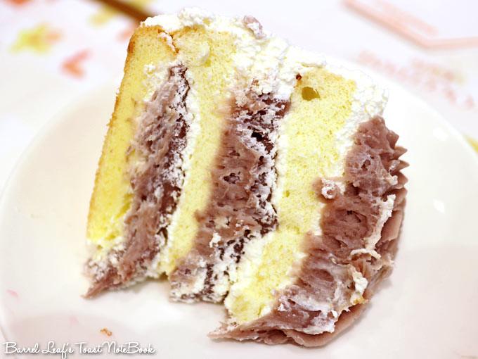 麵包廚房 芋頭蛋糕 Artisan Bakery Taro Cake (4)