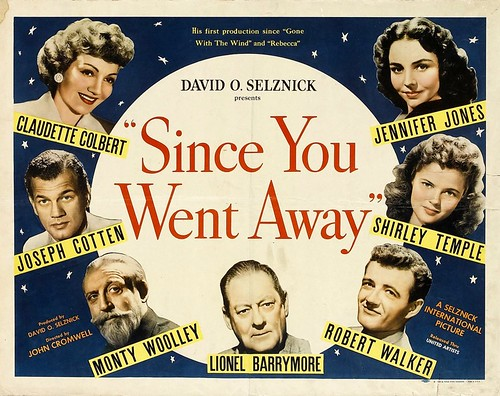 Since You Went Away - Poster 7