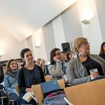 Seg, 16/04/2018 - 10:56 - A 7.ª edição da Semana Internacional decorreu entre 16 e 20 de abril, no âmbito do Programa de Mobilidade Internacional Erasmus+, com o objetivo de promover a troca de experiências e boas práticas de trabalho entre colegas de instituições de ensino superior, de 20 países europeus.