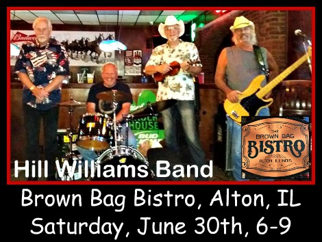 Hill Williams Band 6-30-18