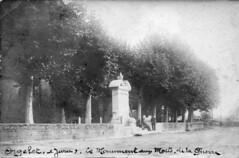 Orgelet - Le monument aux morts