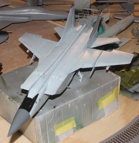 MiG-31B Foxhound, AMK 1/48 - Sida 7 28557711897_12a7ed20ff