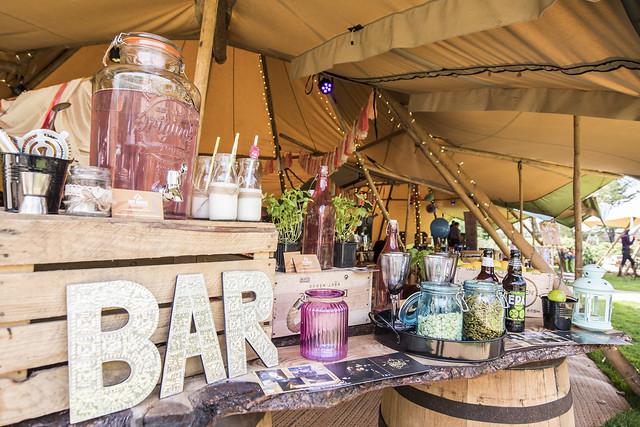 Beer barrel feature display