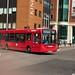 Metroline, West Perivale, Enviro 200 DE954 LK58CSZ on Route 395 To Greenford, Westway Cross at Harrow Bus Station on Saturday 21 July 2018