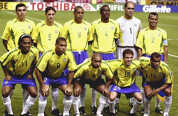 Dezesseis anos depois, Brasil reencontra a Bélgica em um mata-mata de Copa do Mundo