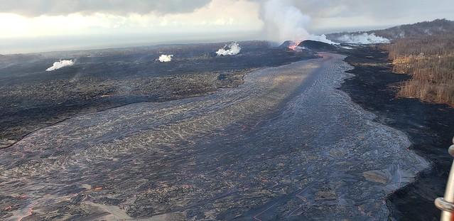 07/06/2018: Kilauea, HI - East Rift Zone Eruption