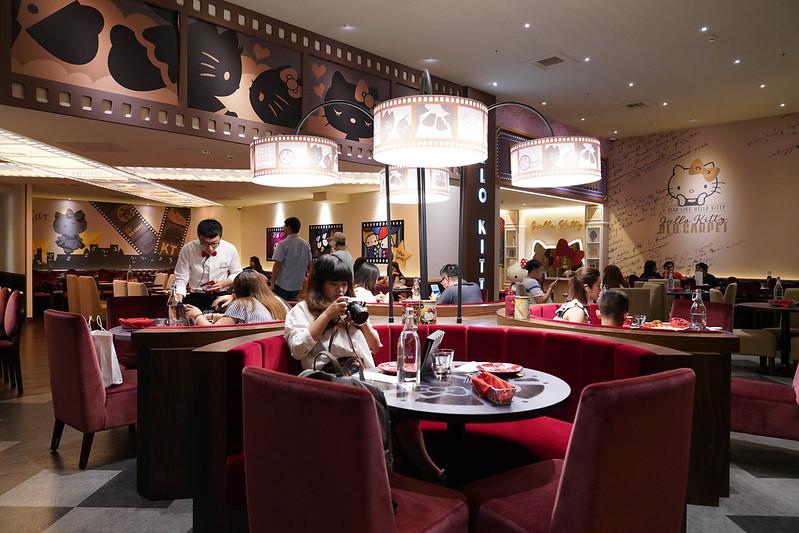 Hellokitty餐廳 (2)