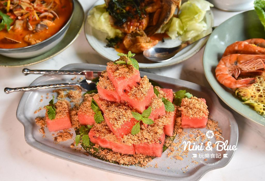 woo 泰式料理  台中 清邁 蔦屋 市政 餐廳 19