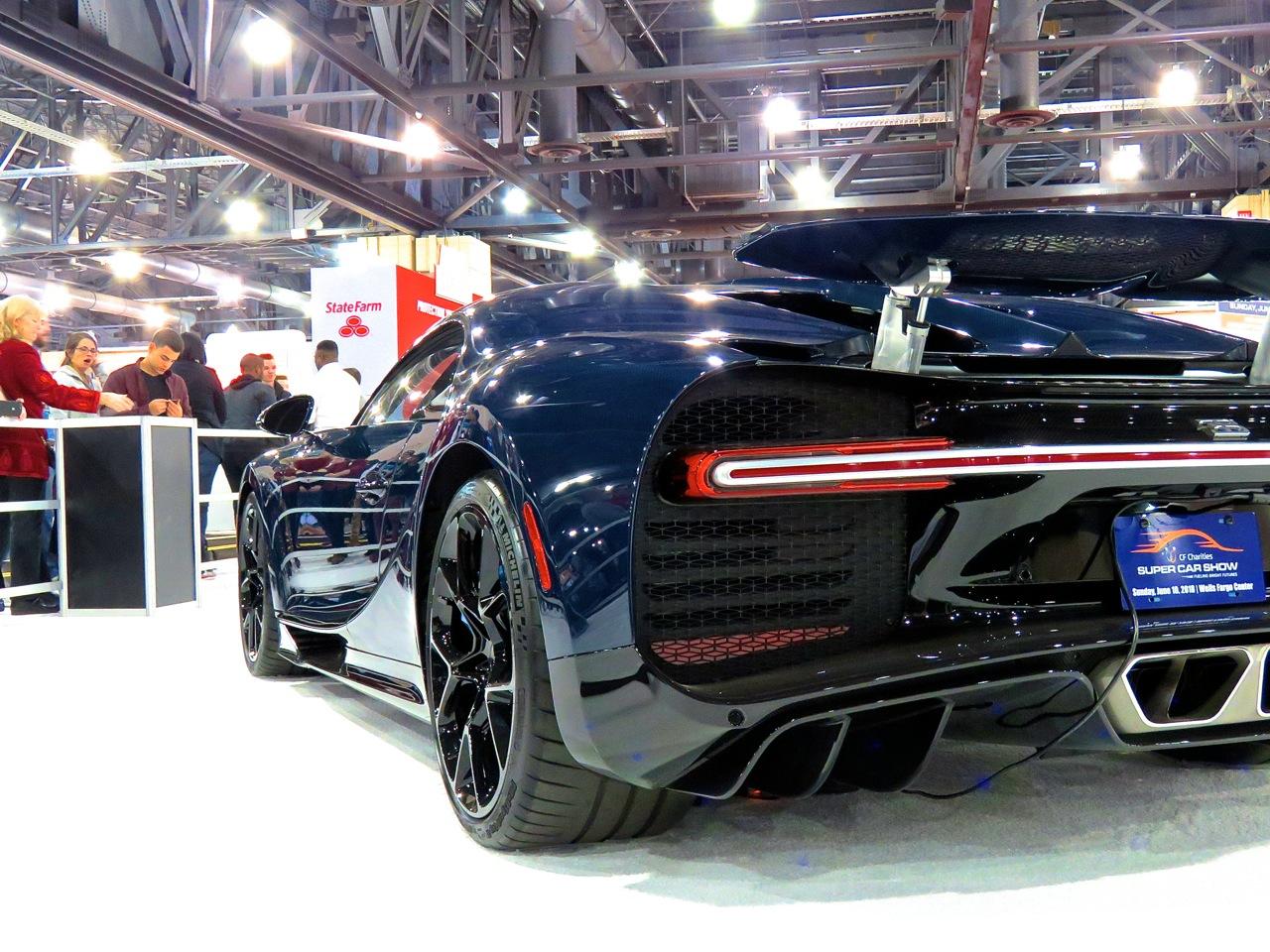 Bugatti Chiron Philly 4