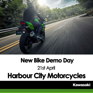 KAWASAKI DEALER EVENT – New Bike Demo Day – 21st April
