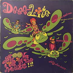 DEEE-LITE:GROOVE IS IN THE HEART(JACKET A)