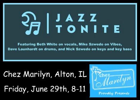 Jazz Tonight Beth White 6-29-18
