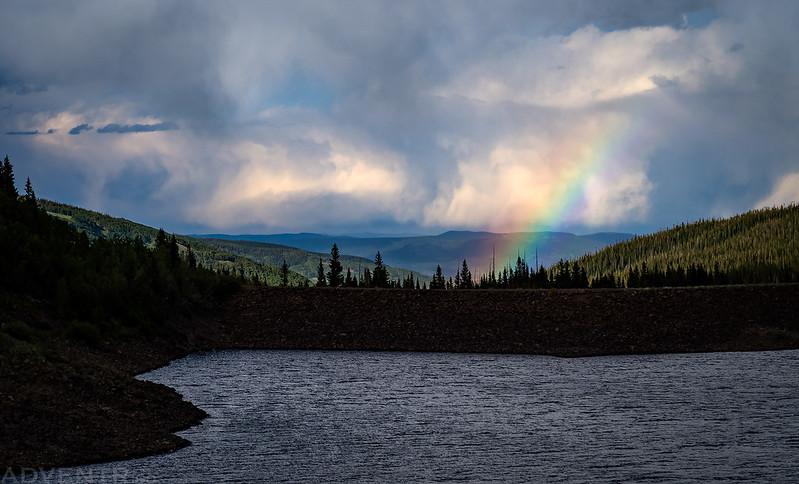 Dam Rainbow