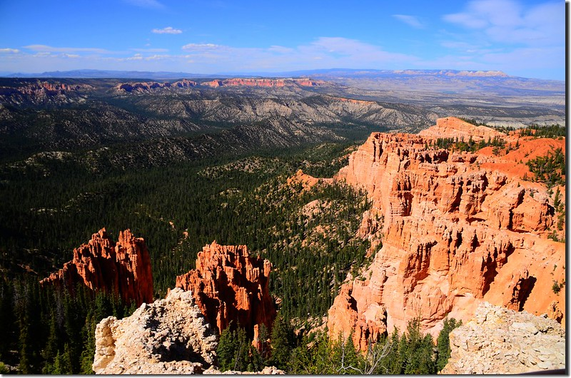 Rainbow Point, Bryce Canyon (2)