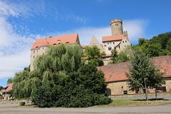 Sachsen 2018 - Schloss Rochsburg, Burg Gnandstein