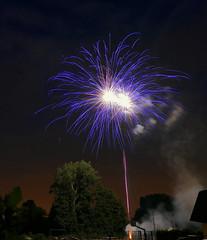 Fête Nationale  2018, Bornel, Oise