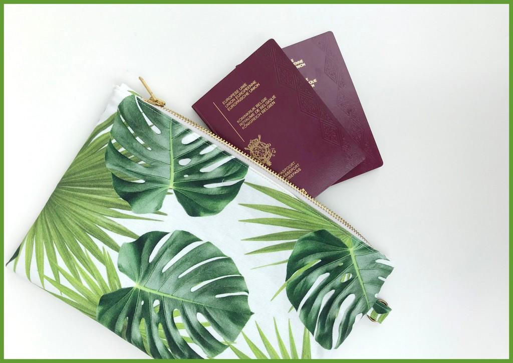 tropische tasjes