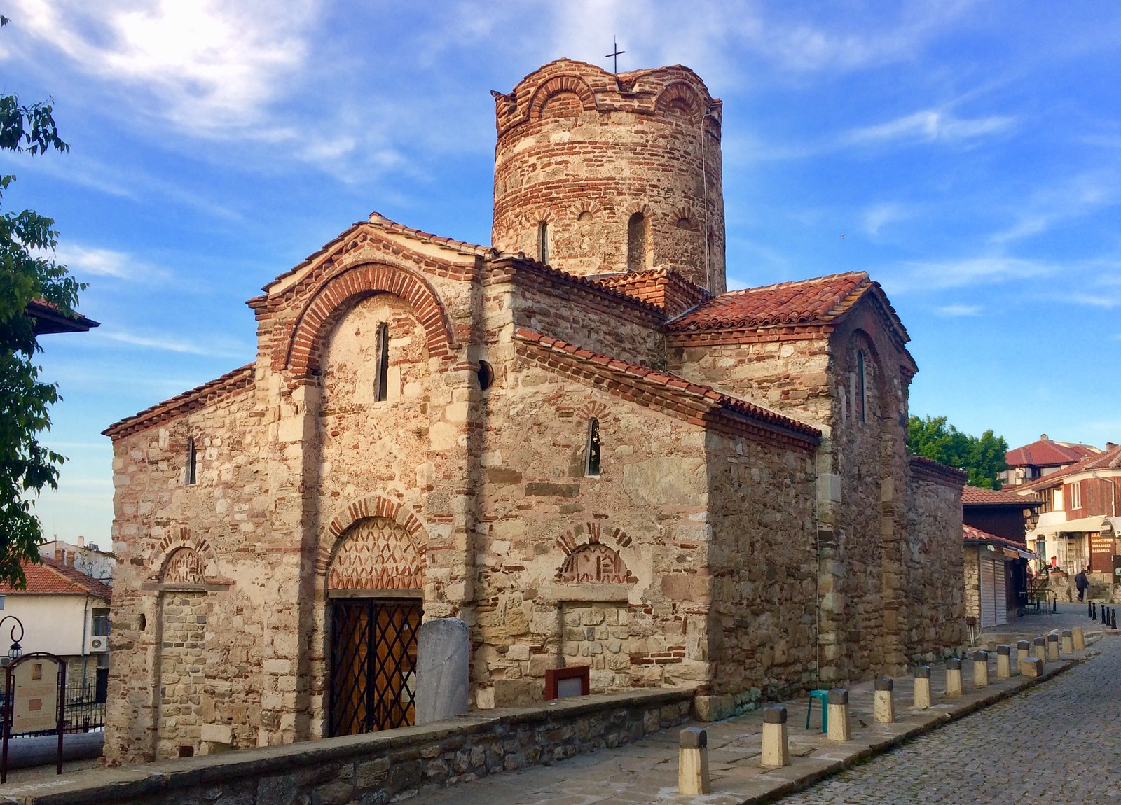 201705 - Balkans - Church of Christ Pantocrator - 21 of 40 - Ancient City of Nessebar - Burgas, May 24, 2017
