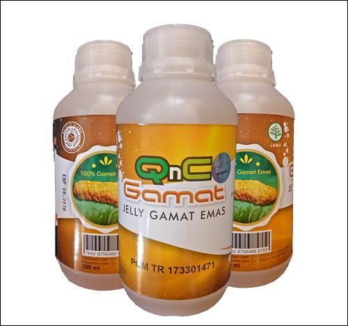 Cara Minum QnC Jelly Gamat Untuk Asam Lambung