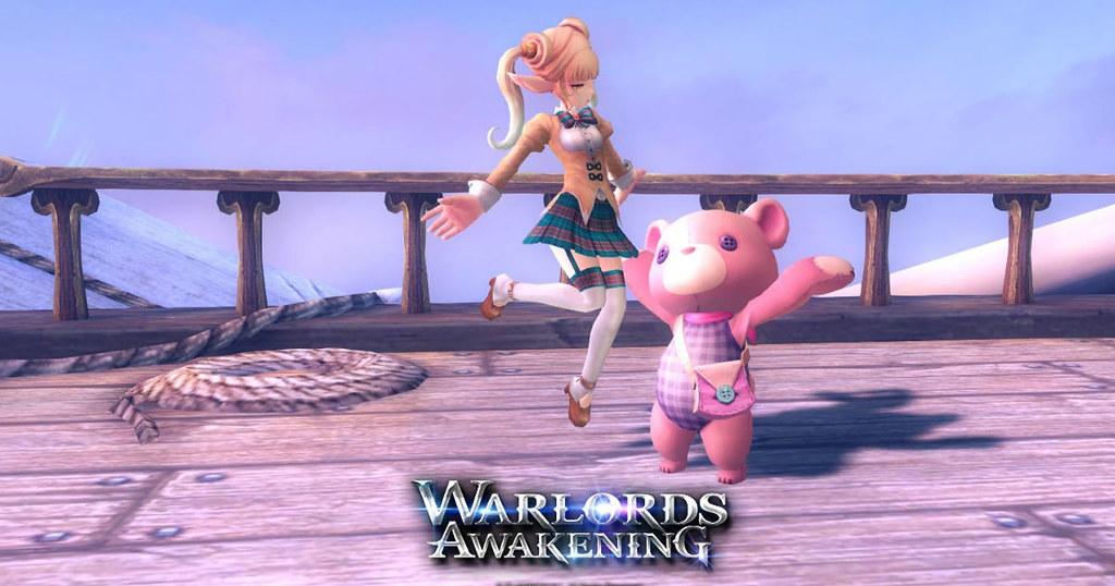 Warlords Awakening เกมส์ MMORPG แบบใหม่ที่จะนำไปสู่โลกแห่งความสับสนวุ่นวาย