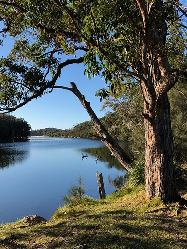 Lake Tabourie NSW - a blissful morning walk
