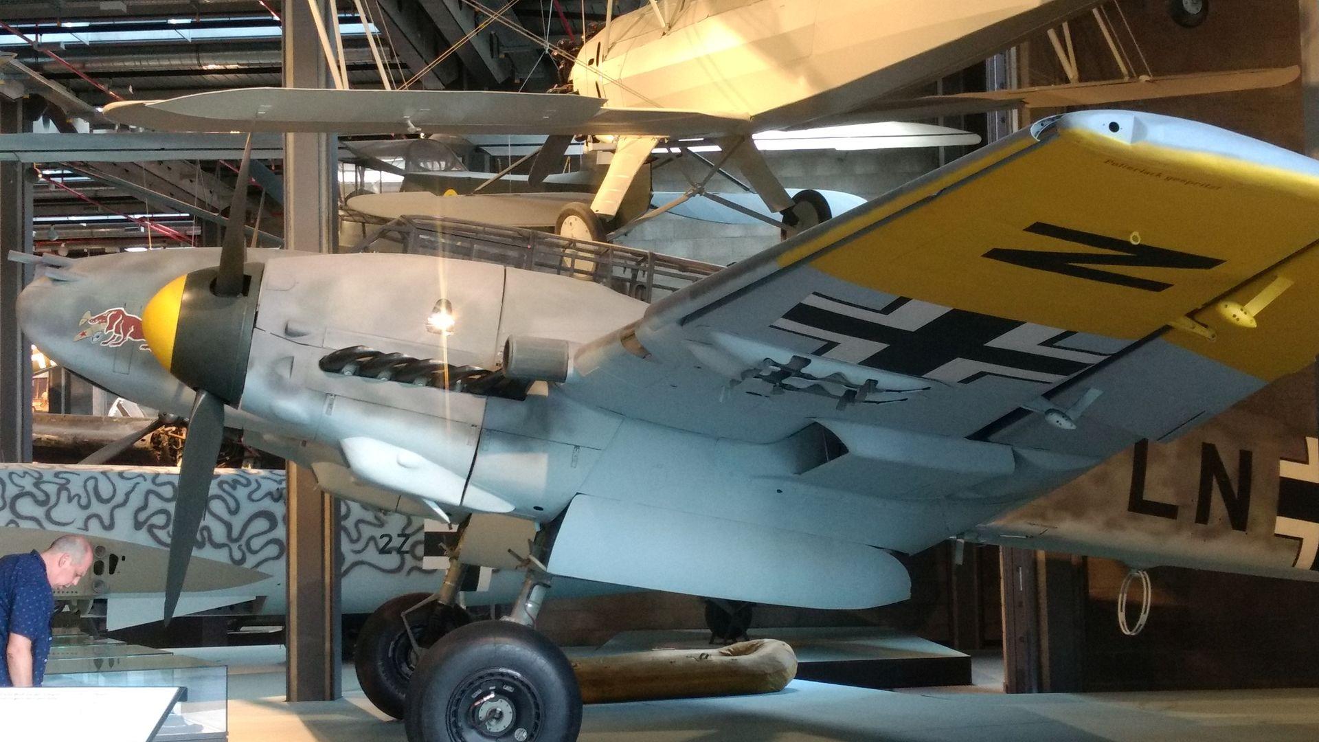 Deutsches Technikmuseum Berlin 41818175630_92f457e24a_o