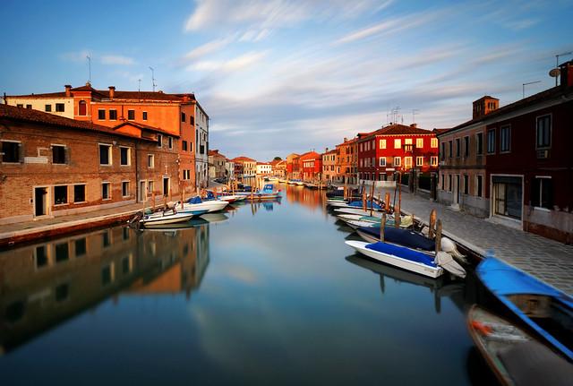 Glass Island - Murano, Italy