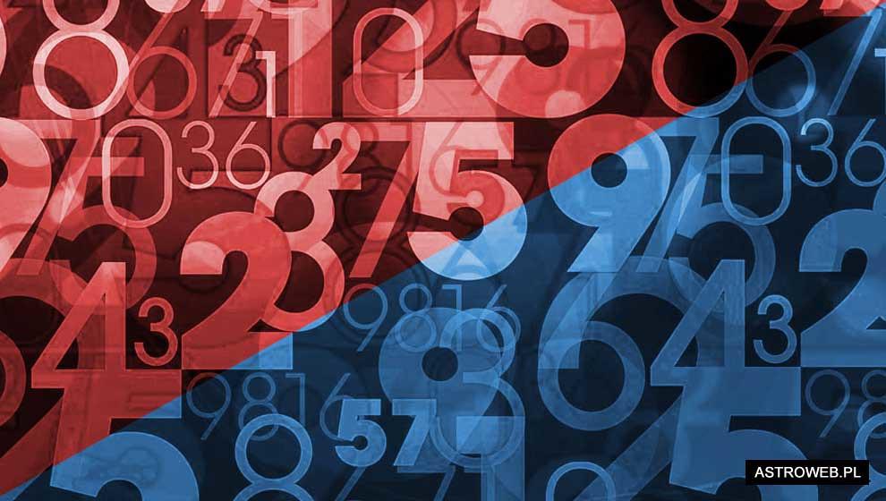 Chińska i zachodnia numerologia