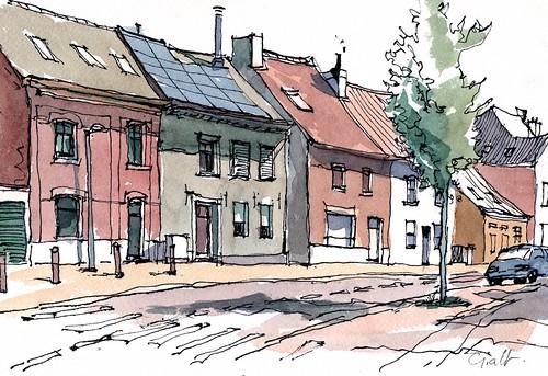 Booischot: zonnepanelen op dak