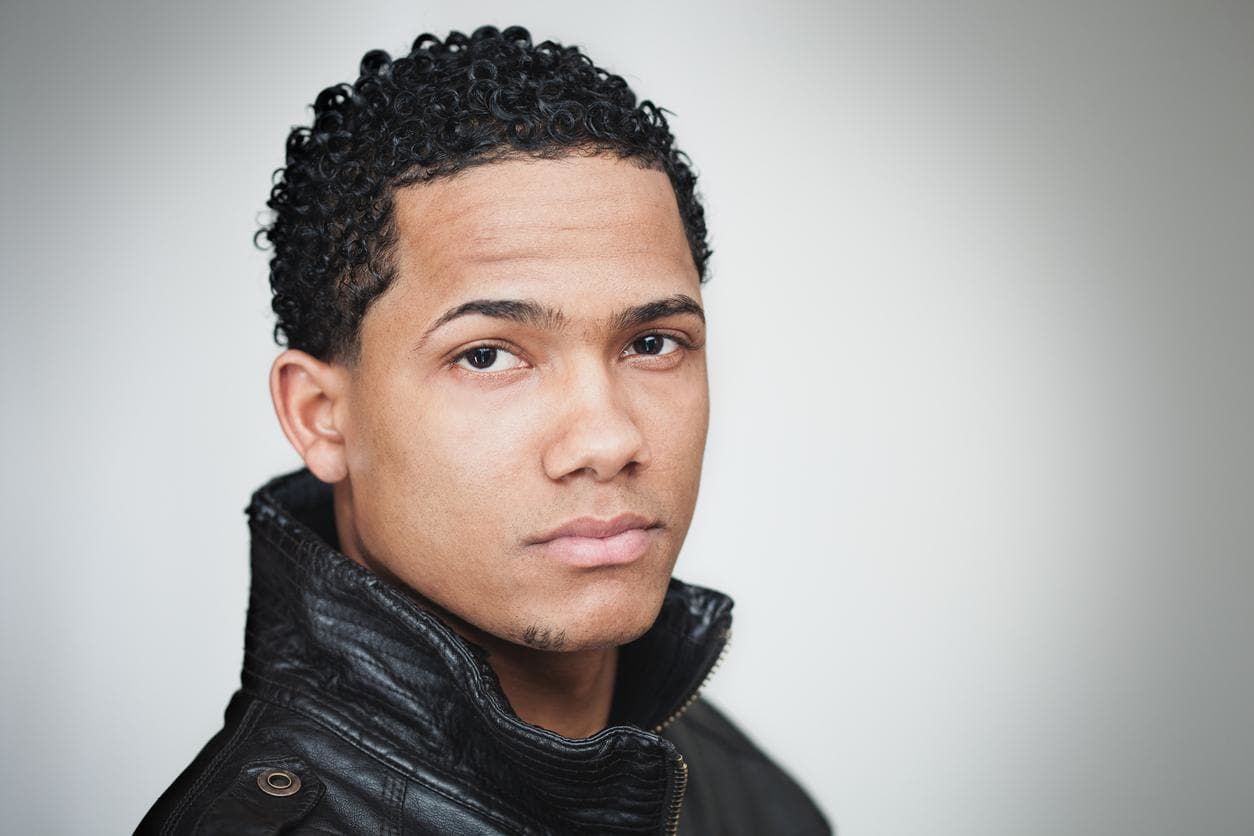 2018 Curly-Haired Men For Cool Look -modern Hairstyles! 2