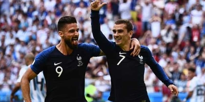 Olivier Giroud Sangat Penting Buat Prancis, Biarpun Belum Cetak Gol