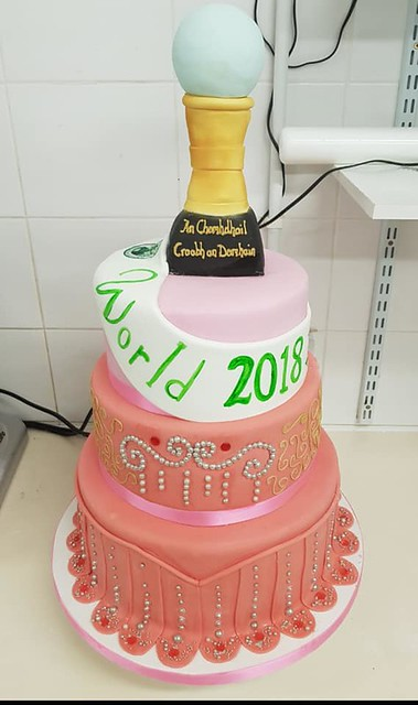 Cake by Colly's Cakes