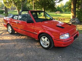 XR3i Cabriolet (1987)
